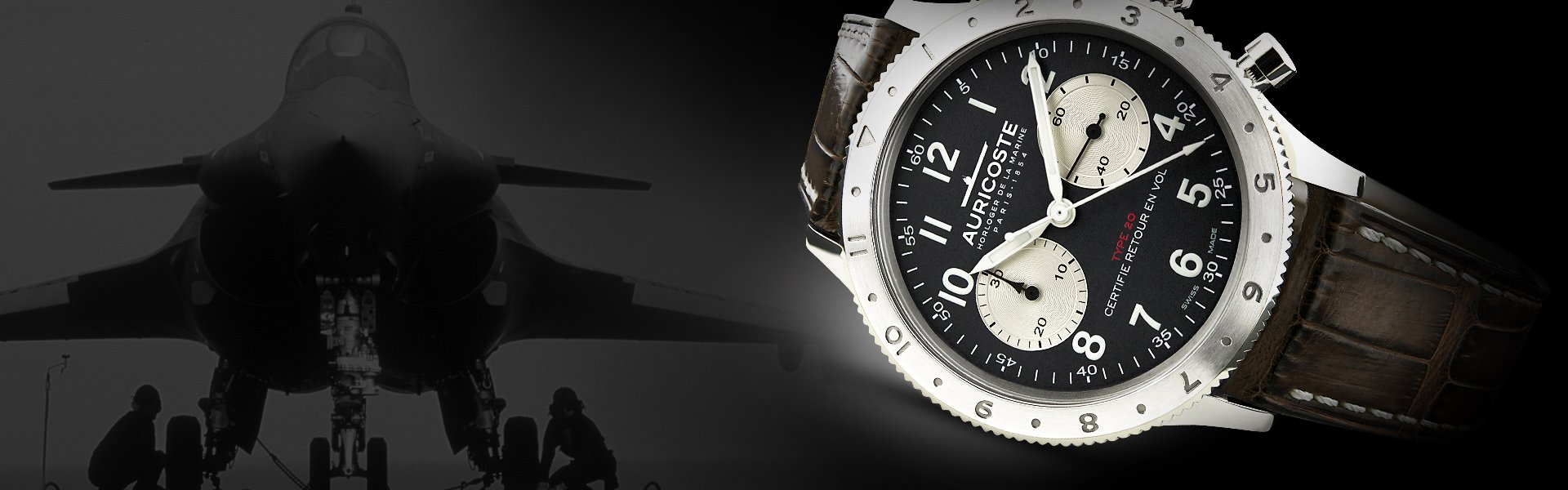 Flyback Type 20 Auricoste